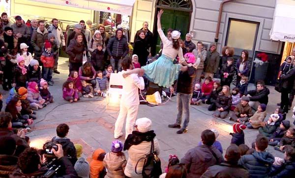 teatro di strada